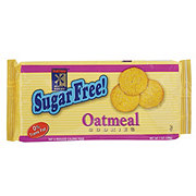 Traditional Baking Sugar Free Oatmeal Cookies