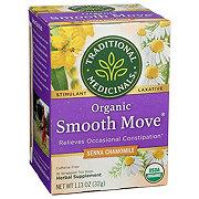 Traditional Medicinals Organic Camomile Smooth Move Stimulant Laxative Tea Bags
