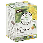 Traditional Medicinals Organic Dandelion Leaf & Root Tea Bags