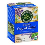 Traditional Medicinals Organic Easy Now Caffeine Free Herbal Tea