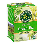 Traditional Medicinals Organic Golden Green Herbal Tea