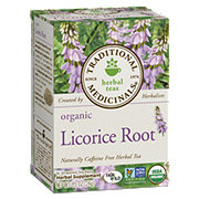 Traditional Medicinals Organic Licorice Root Herbal Tea Bags