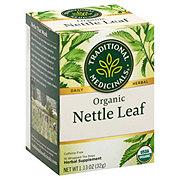 Traditional Medicinals Organic Nettle Leaf Herbal Tea Bags