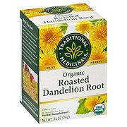 Traditional Medicinals Organic Roasted Dandelion Root Herbal Tea Bags