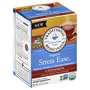 Traditional Medicinals Organic Stress Ease Cinnamon