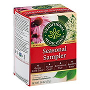 Traditional Medicinals Seasonal Sampler Herbal Tea Bags