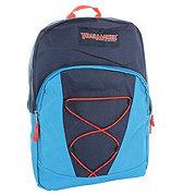 Trailmaker Blue and Orange Cross Strings Backpack