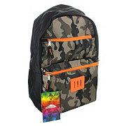 Trailmaker Boys Print Promo Backpack, camo