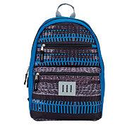 Trailmaker Boys Print Promo Backpack, Dark Blue