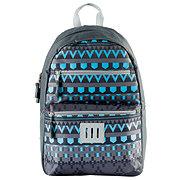 Trailmaker Boys Print Promo Backpack, Light Blue
