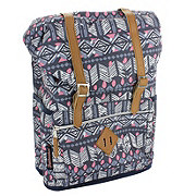 Trailmaker Color Block Cargo Backpack, Grey