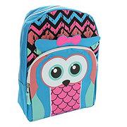 Trailmaker Owl Toddler Girls Print Backpack