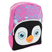 Trailmaker Penguin Toddler Girls Print Backpack