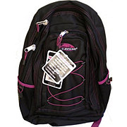 Trailmaker Pink Bungee Backpack