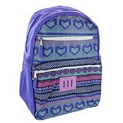 Trailmaker Purple Hearts Printed Promo Backpack
