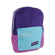 Trailmaker Purple Pink and Blue Pocket Backpack