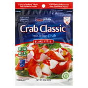 Trans-Ocean Crab Classic, Flake Style Imitation Crab