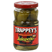 Trappey's Hot Jalapeno Peppers