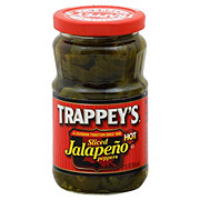 Trappey's Sliced Hot Jalapenos