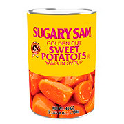 Trappey's Sugary Sam Golden Cut Sweet Potatoes