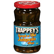 Trappey's Sweet and Hot Jalapeno Slices