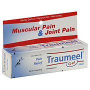 Traumeel Pain Relief Gel