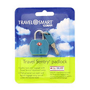 Travel Smart Smart Color Padlock - Colors May Vary