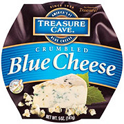 Treasure Cave Blue Cheese Crumbled