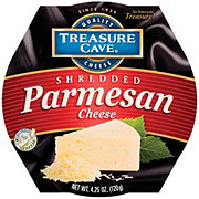 Treasure Cave Parmesan Shredded Cheese