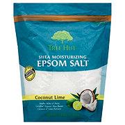 Tree Hut Moisturizing Epson Salt, Coconut Lime