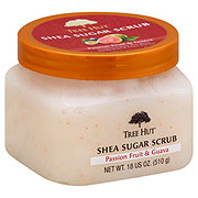 Tree Hut Passion Fruit & Guava Shea Sugar Scrub
