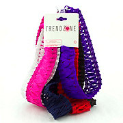 Trend Zone Bright Crochet Headwraps