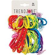 Trend Zone Charm Elastic Pony Tail Holder