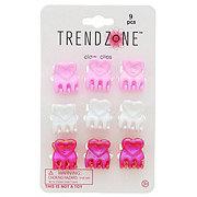Trend Zone Mini Heart Claw