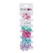 Trend Zone Pastel Butterfly Hair Ties
