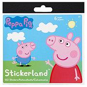 Trends Peppa Pig Mini Stickerland
