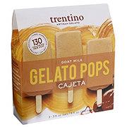 Trentino Latte Di Capra Cajeta Gelato Pops