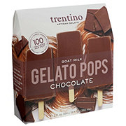 Trentino Latte Di Capra Chocolate Gelato Pops