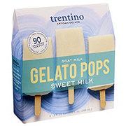 Trentino Latte Di Capra Sweet Milk Gelato Pops