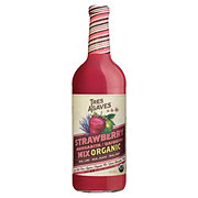 Tres Agaves Strawberry Margarita Mix