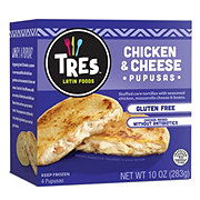 Tres Pupusas Non-GMO Chicken & Cheese