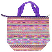Tri Coastal Design Aztec Lunch Tote