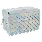 Tri Coastal Design Cosmetic Loaf Bag Mermaid Scale