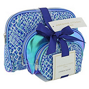 Tri Coastal Design Dome Bags Mermaid, Set Of 3