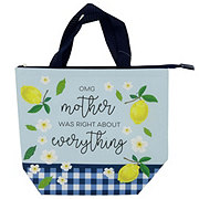 Tri Coastal Design Mother Was Right Lunch Tote