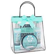 Tri Coastal Design Peppermint Swirl Gift Set