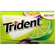 Trident Passion Fruit Sugar Free Gum