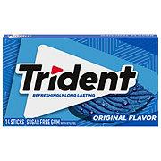 Trident Sugar Free Original Flavor Gum