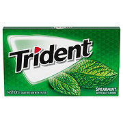 Trident Sugar Free Spearmint Gum