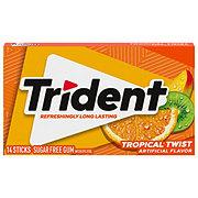 Trident Sugar Free Tropical Twist Gum